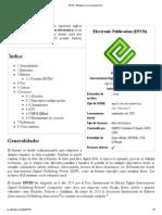 EPUB - Wikipedia, La Enciclopedia Libre