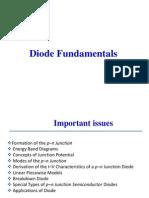 Diode Fundamentals