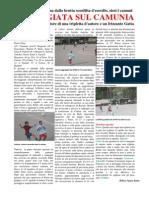Giovanissimi 1999 Gussago Calcio vs Ac Camunia