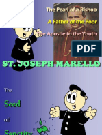 St. Joseph Marello Life