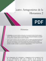 Cuatro Antagonistas de La Histamina 2
