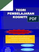 K6 Teori Kognitif & Konstruktivisme