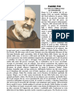 2-Padre Pio Vita e Miracoli Le Stigmate