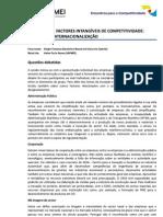 EC-Internacionalização