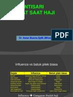 Materi Kesehatan Haji 2013