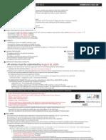 DIGICON 6 - Submission Guideline 2009