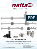 Canalta Meter Run Info Sheet