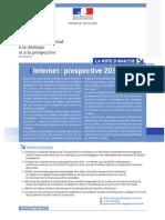 Internet - Prospective 2030