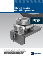 Hydraulic Thrust Device