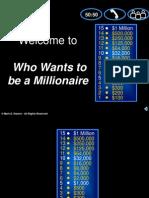 Millionaire Game Participle