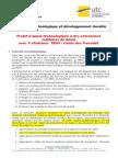 SENS - Projet Innov Techno Et DD