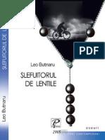 Butnaru Leo Slefuitorul de Lentile