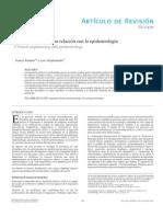 Ingeniería Clínica  y la epidemiología