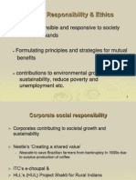 7. Social Responsibility, Ethics and Stress Management