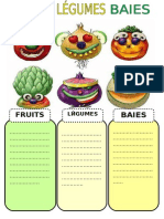Islcollective Worksheets Elmentaire a1 Lmentaire Primaire Secondaire Lyce Crit Fruitslegumesberies 313824de0cc0a63a3a6 49499351