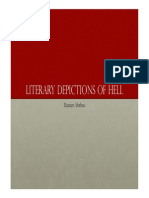 Literary Depictions of Hell