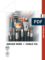 ABHAR LOW VOLTAGE CABLES.pdf