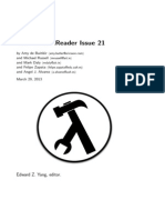 The Monad.Reader Issue 21