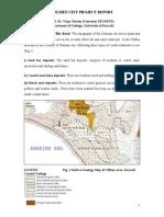 Dolmen City Project Draft Report