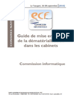Guide Dematerialisation