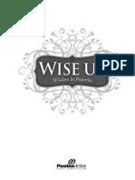 Wise Up Teacher Manual