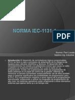 Norma IEC-1131-1