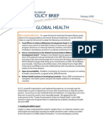 G8 09 Interaction Policy Statement HEALTH