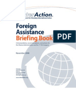 Interaction Foreign Assistance Briefing Book