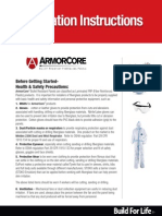 Armorcore Install Instruct