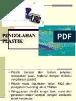 Pengolahan Plastik
