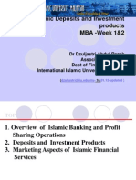 MBA -1 & 2 Deposit & Investment Products ( Updated - 16.01.12) (1)