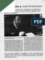 Ciencias Sociales I - Entrevista a Jose Svarzman