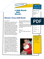 PBL September Newsletter