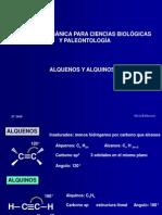 Alquenos Alquinos QOBP A