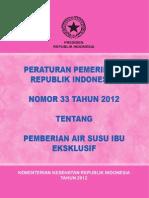BUKU PP NO 33-2012_ASI___