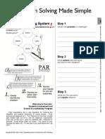 PAR Worksheet