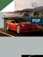 130326 Ferrari California30 Brochure
