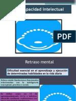La Discapacidad Intelectual Definicion