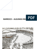 BARROCO – ALGUMAS IMAGENS
