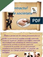 0 Contractul de Societate