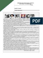 COMPRENSION DE LECTURA N°5 - 6° AÑO BÁSICO