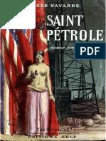 1948 - Saint-Pétrole - Roman syrien