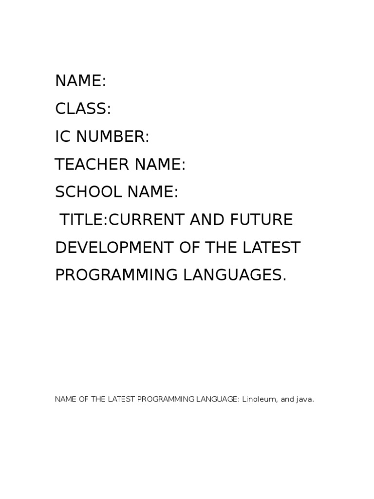 latest computer languages Computer terms, dictionary, and glossary browse through our list of over 14,000 computer terms and definitions either by using the above search, browsing by letter, or by clicking one of the links below.