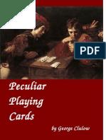 Peculiar Playing Cards
