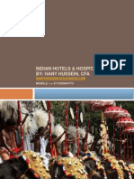 indian hotelshospitality sector