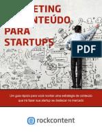 Marketing de Conteudo Startups