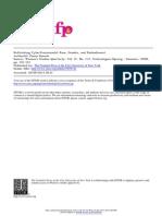 Daniels, Jessie - Rethinking Cyberfeminisms - Race, Gender, And Embodiment
