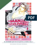 [Narise Konohara] El Hombre Que No Se Quita La Ropa 1