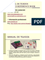 Manual de Tejidos