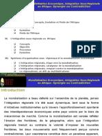 projection Mondialisation&régionalisation